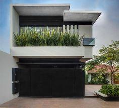 Casas modernas por RIMA Arquitectura