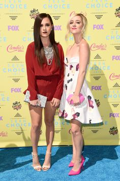 All The Looks From The 2015 Teen Choice Awards