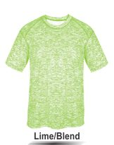 0b157d0e22086 Lime Blend Jersey 4191 by Badger Sport at GrahamSG.com Baseball Shirts, Team  Leader