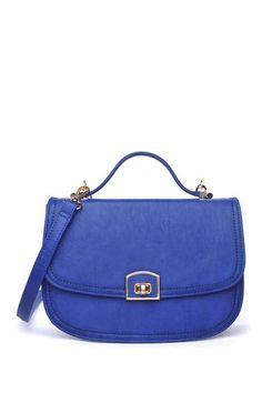 Lexi Crossbody by Moda Luxe in Blue via HauteLook