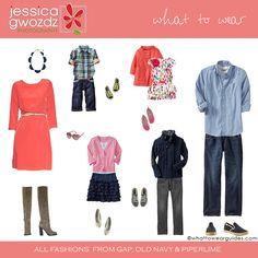 Laura - różowa Zara, ja sukienka malinowa, Mirek koszula niebieska/granatowa/szara, Tymonek dzinsy, koszula/ koszulka granatowa/niebieska, spodenki szare/?