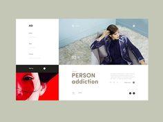 Dribbble Trend — Mondrianizm – Muzli -Design Inspiration