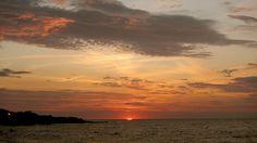 Sunset in Algajola, Corse by antoncino, via Flickr