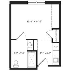 efficiency apartment rent Efficiency Apartment Floor Plans | house ...