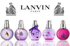 """Lanvin. Товары и услуги компании """"Laparfums"""""""