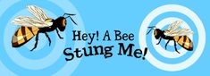After my oldest got stung by a bee today we went to find out about bees and we found this cool site!  It has articles for the kids to read and it can actually read it to them.