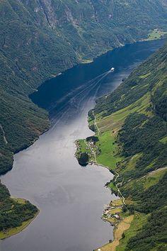 Naeroy, Sogn og Fjordane Fylke, Norway.  Photo: Margit86 via Flickr