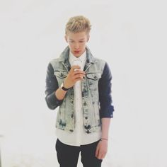 """Imagine you get this picture from Cody. A message is included, """"I wanna to look hot for you even if we're miles apart. I love you so much and I can't wait to see you soon babe"""""""