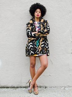 Another dream client of mine would be Solange Knowles. I love how she is never afraid to stand out and be true to herself
