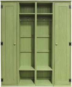Entryway Mudroom Locker