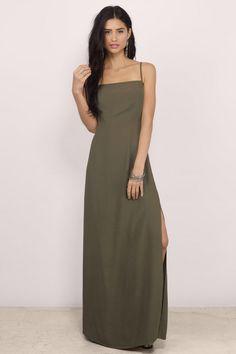 4f1f08a3ee2 Deidre Maxi Dress at Tobi.com  shoptobi Black Prom Dresses