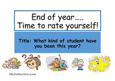 How did you do this year?