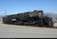 union pacific big boy 4014 | RailPictures.Net Photo: UP 4014 Union Pacific Steam 4-8-8-4 at Pomona ...