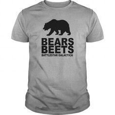 Bears Beets Battlestar Galactica - The Office