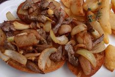 Játra rychle a chutně Pot Roast, Gnocchi, Ham, A Table, Pork, Food And Drink, Cooking Recipes, Beef, Chicken