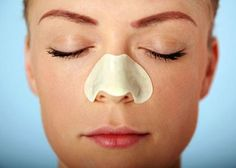 Blackheads, Be Gone!: DIY Pore Cleansing Strips