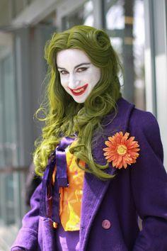 Lady Joker - Wonder Con 2014 - Picture by Jose Flores