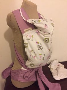 Mei Tai MEITAI portabebe Lillla  Bears - Orsi -Carry Baby Offerta | eBay