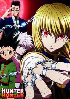 Hunter X Hunter tv poster