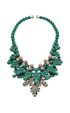 Shop Montclare Necklace by Ek Thongprasert Now Available on Moda Operandi $895.00