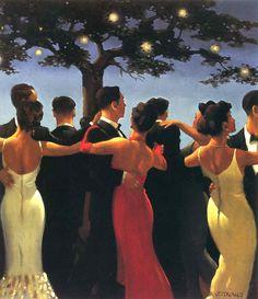 Walzers - Jack Vettriano  I love his paintings!!!