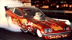 70s Funny Cars - Round 1