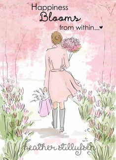 The Heather Stillufsen Collection from Rose Hill Designs Hello Weekend, Happy Weekend, Happy Tuesday, Rose Hill Designs, Image Positive, Positive Quotes For Women, Positive Sayings, Buch Design, Jolie Photo
