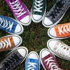 All Star ☆ Converse Converse All Star, Mode Converse, Converse Shoes, Converse Photography, Shoe Photography, Jouer Au Basket, Best Friend Outfits, Creative Shoes, Custom Shoes