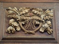 Grinling Gibbons, what an artist. He and his workmen carved wood into fine lace.