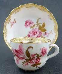 Resultado de imagen para Meissen tasse porzellan mint