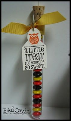 treats in a test tube!