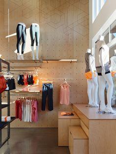 Oiselle Flagship Store by goCstudio, Seattle – Washington » Retail Design Blog