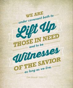 "Remember, ""We are under covenant both to lift up those in need and to be witnesses of the Savior as long as we live. As you bind up the wounds of those in need and offer the cleansing of His Atonement to those who sorrow in sin, the Lord's power will sustain you."" From #PresEyring's http://pinterest.com/pin/24066179228827489 inspiring #LDSconf http://facebook.com/223271487682878 message http://lds.org/general-conference/2013/04/come-unto-me"
