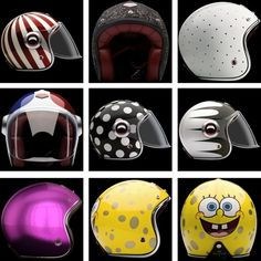 Customizable Ruby scooter safety helmets  MUST. HAVE. ONE.