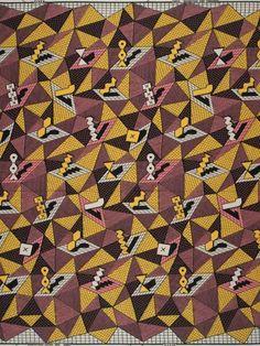 Vlisco fabric design