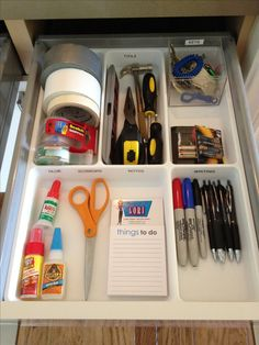 What's in your drawers?  GREAT blog to follow!