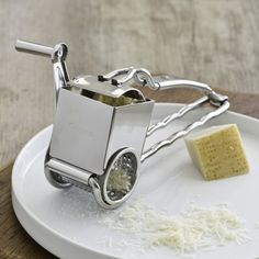 Williams Sonoma offers the best sets of graters and zesters online. You can choose from our top-rated citrus zesters, cheese graters, box graters, and more. Toy Kitchen, Kitchen Stuff, Kitchen Utensils, Kitchen Tips, Kitchen Ideas, Cheese Grater, Kitchen Must Haves, Kitchen Tools And Gadgets, Mid Century Decor
