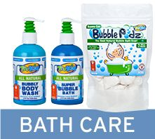 TruKid Natural Baby & Kids Products - Bath Care - Christmas Gift Idea