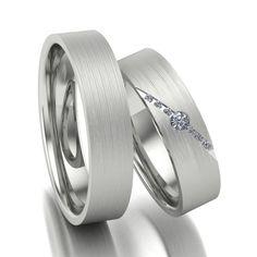 Karikagyűrű pár (KGY-406)