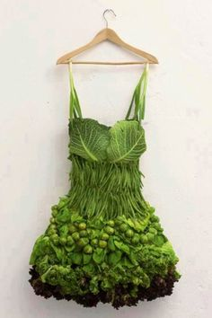 Nature dress Spruitjes met boerenkool