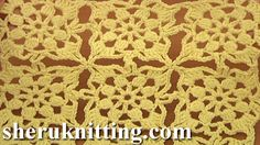 Joining Square Motifs for Beginners Tutorial 8 Part 2 of 2