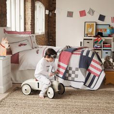 Ride On Toy Car | The White Company