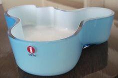 Iittala Alvar Aalto Signed Blue Cased Amorphic Shaped Bowl | eBay Alvar Aalto, Finland, Glass Art, Decorations, China, Shapes, Spring, Tableware, Blue