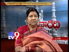 Nannapaneni Rajakumari on AP politics with NRIs - Varadhi