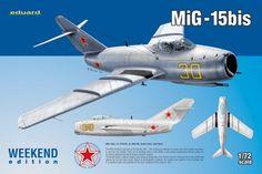 MiG-15bis (Weekend edition) hinta 12 egee, tää on sielt kellokoskelta