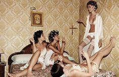 """Italian Wedding"" shot by David Burton, Rome 2010 #LivingInStyle"