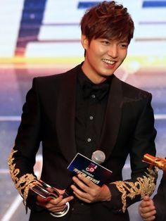 Lee Min Ho - Baidu Feidian Awards