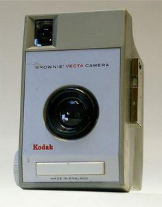 Vintage Brownie Vecta British Made Kodak  by CanemahStudios, $18.00
