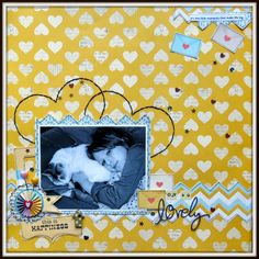 scrapbooking - for the love of paper: Oh So Lovely.