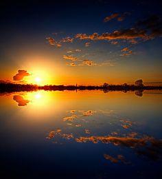 Dutch Sunset by DolliaSH
